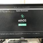 マイニング専用OS:ethOS