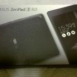 ZenPad 3 8.0購入!